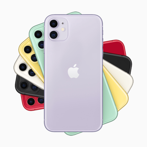 The iPhone 11 is the successor of the iPhone XR and will feature two rear cameras.