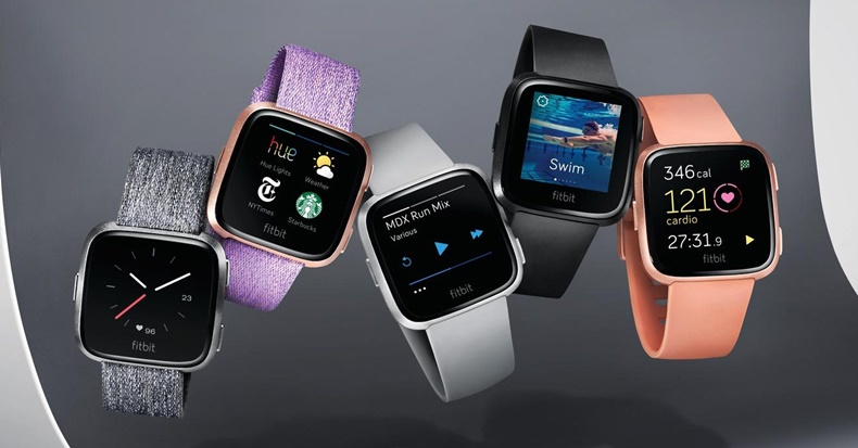 Famous Smart Watch Brand Fitbit Launched! 1