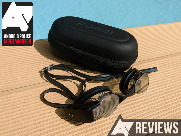 AR Goggle Shape Review: The Coolest Swimming Tracker ...