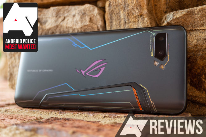 Asus ROG 2 phone is a race car that wants to be your driver ...