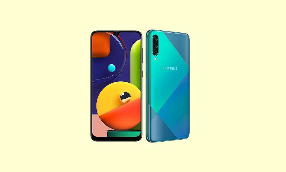 Download Samsung Galaxy A50 Live Wallpaper