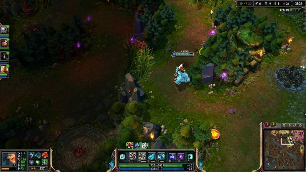 How to lower the League of Legends ping and eliminate the delay
