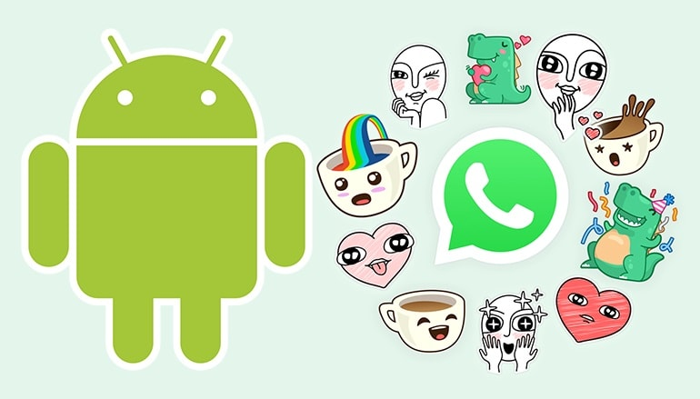 How to send stickers using WhatsApp (updated 2020)