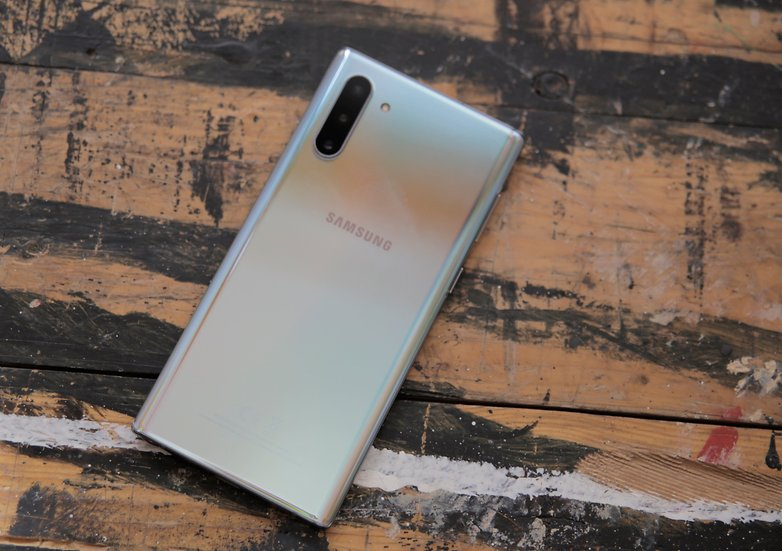 Samsung Galaxy Note        10/10 + practical review: double Note for 2019