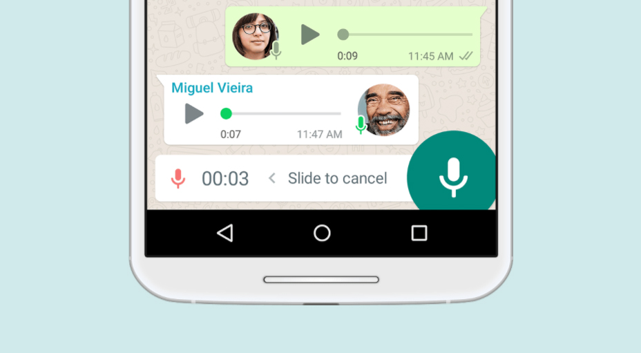 This is the best way to organize and search for contacts on WhatsApp