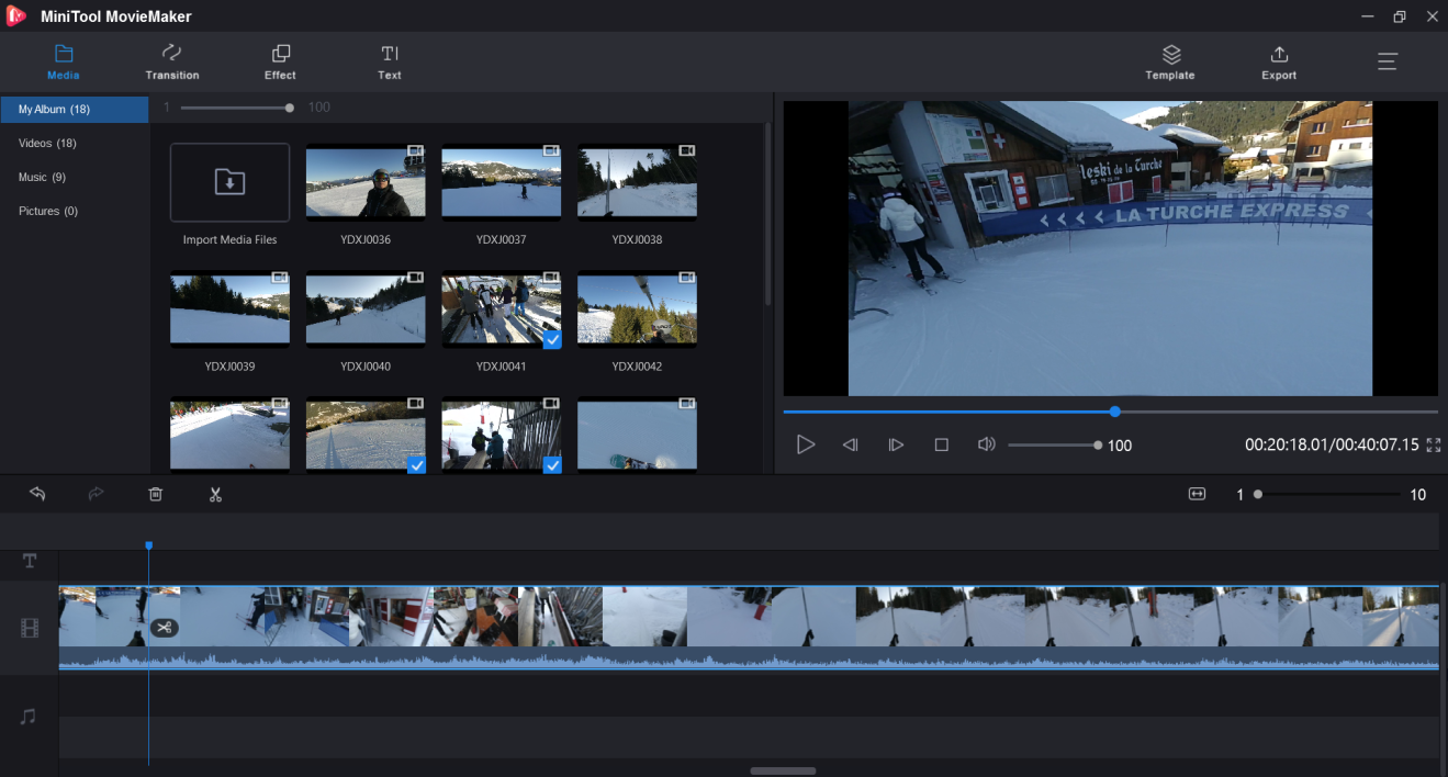 The best free video editing software for Windows 4