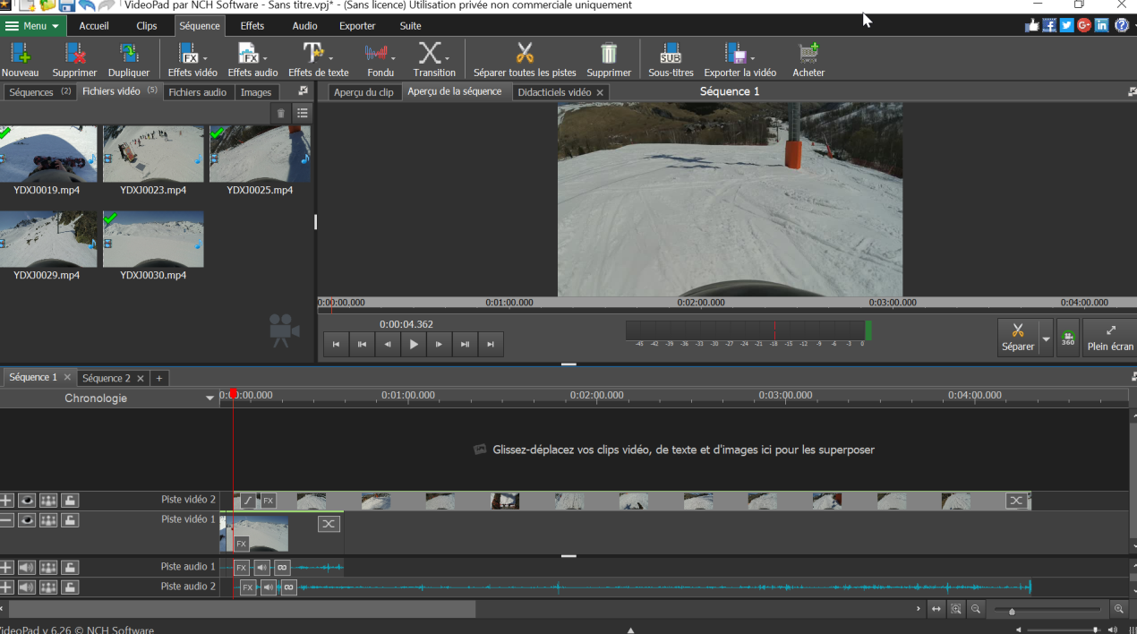 The best free video editing software for Windows 6