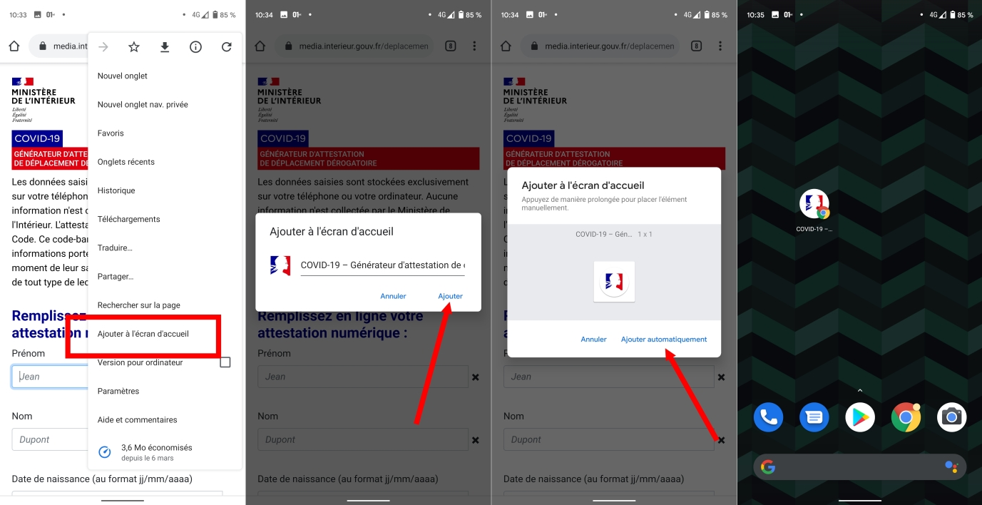 Travel certificate: how to quickly access it on iPhone and Android 2