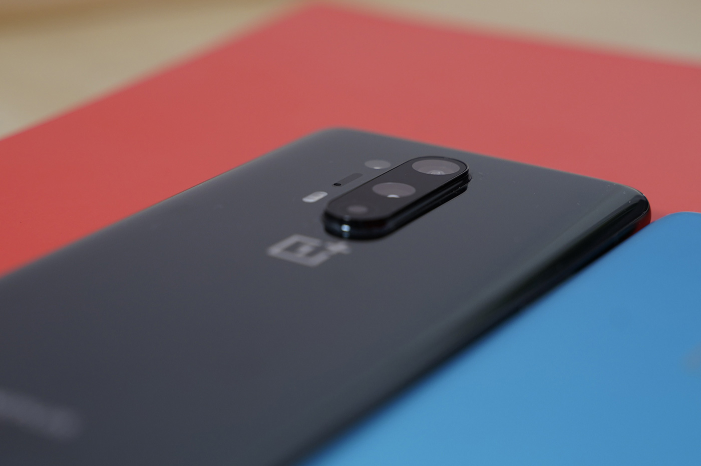 The OnePlus 8 Pro photo block