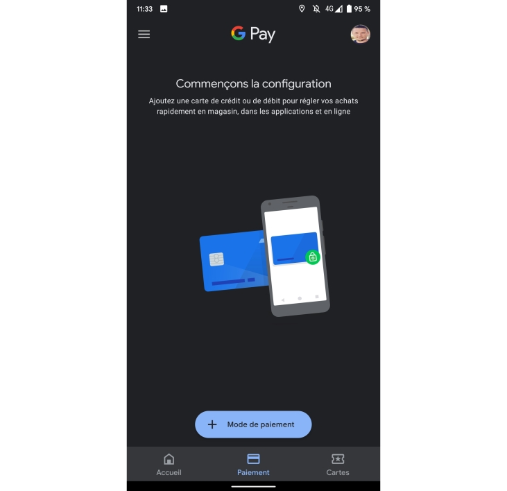 How to configure contactless payment on iPhone and Android? 8