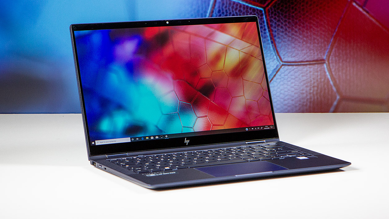 HP Elite Dragonfly review: the most enduring hybrid notebook PC