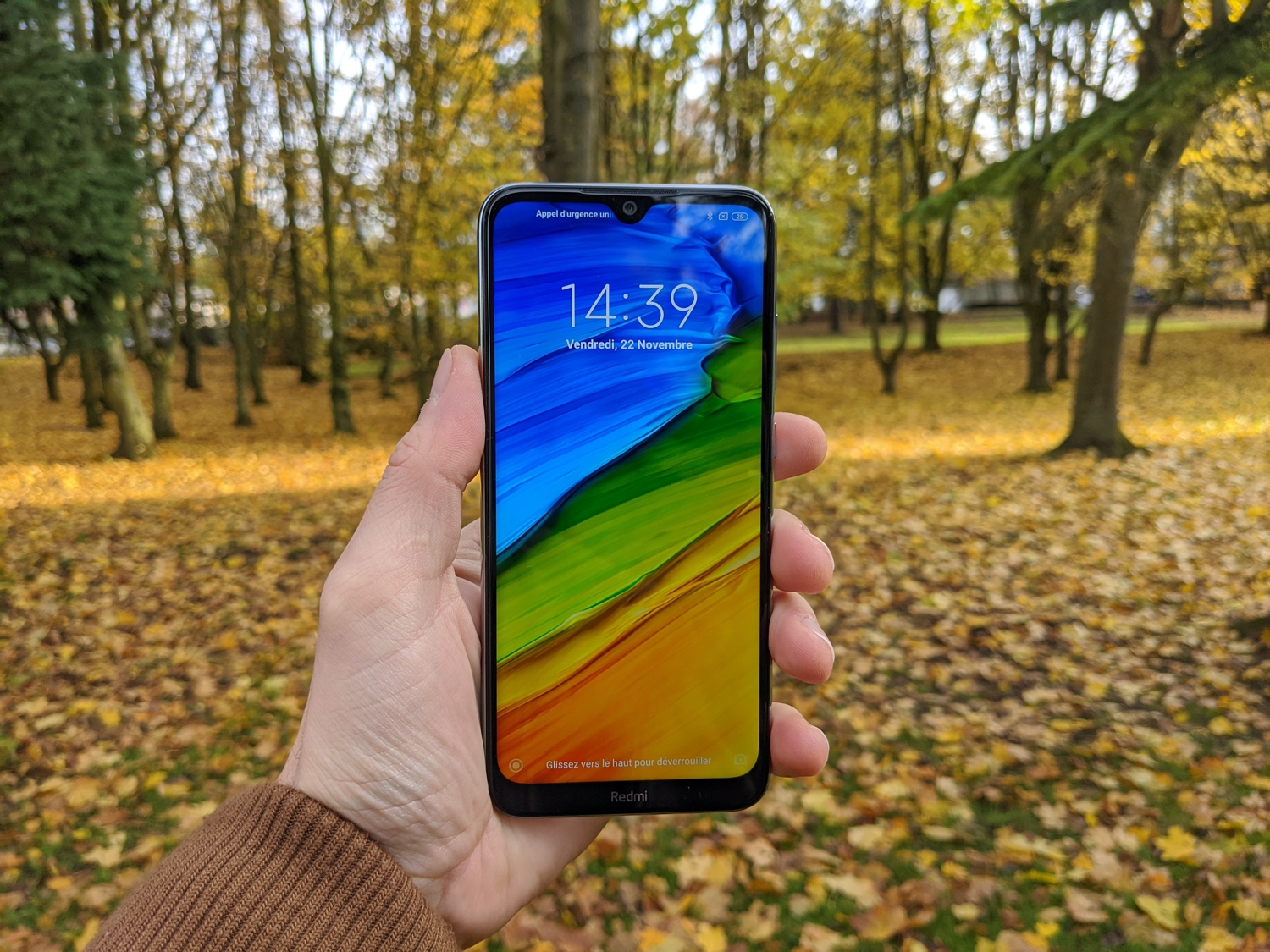 xiaomi redmi note 8t interface review