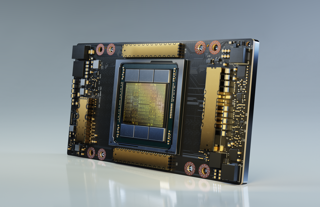 Nvidia: a new A100 GPU for artificial intelligence treatments | Geek Diary