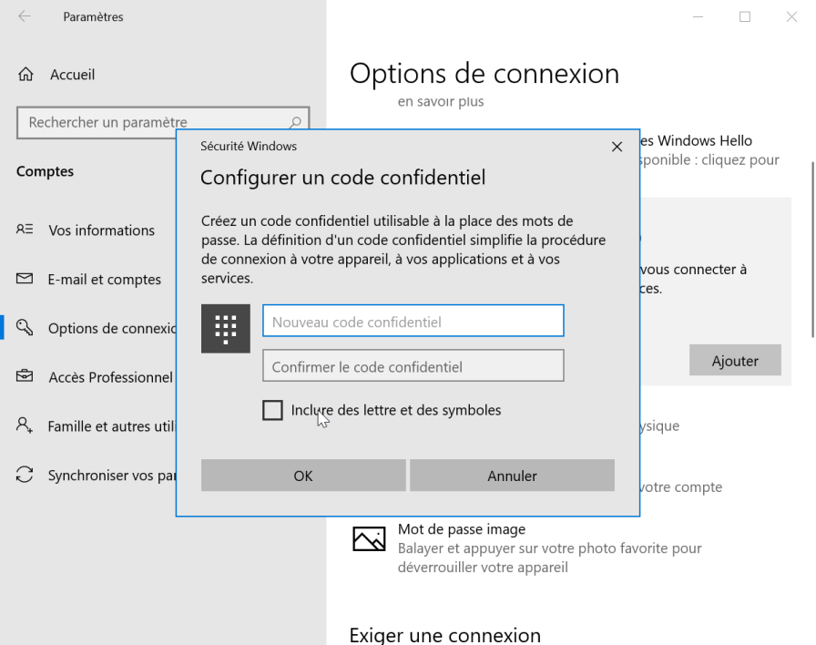 How to unlock your PC faster Windows 10 ... with a PIN code 9