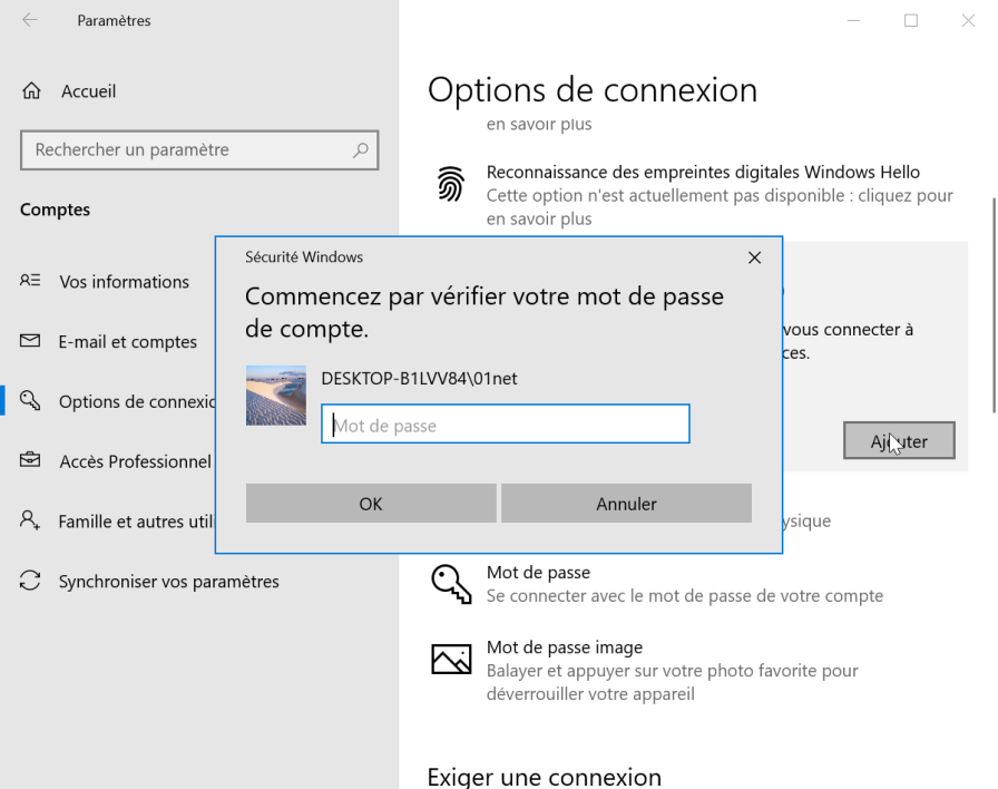How to unlock your PC faster Windows 10 ... with a PIN code 8