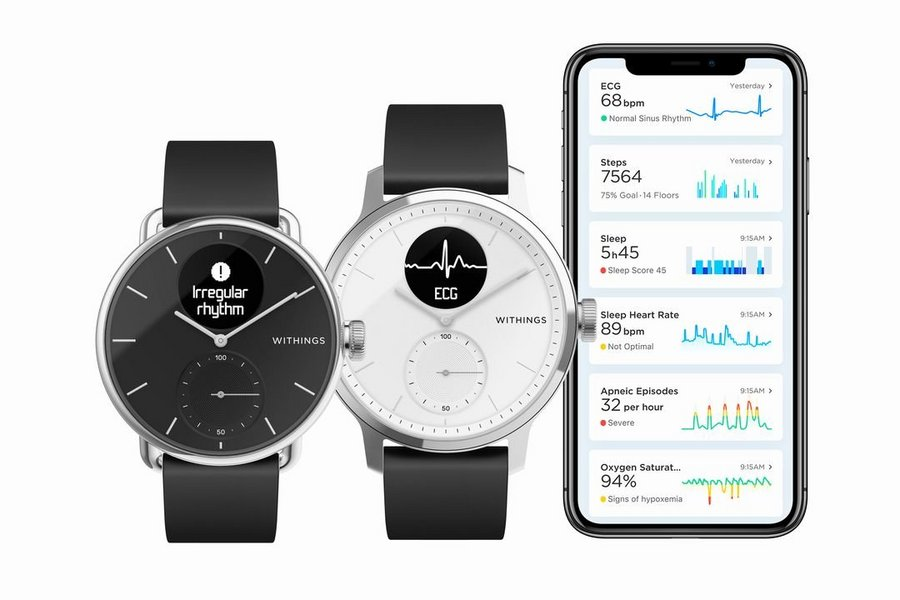 Withings partners with Leiden Hospital to facilitate follow-up of coronavirus patients