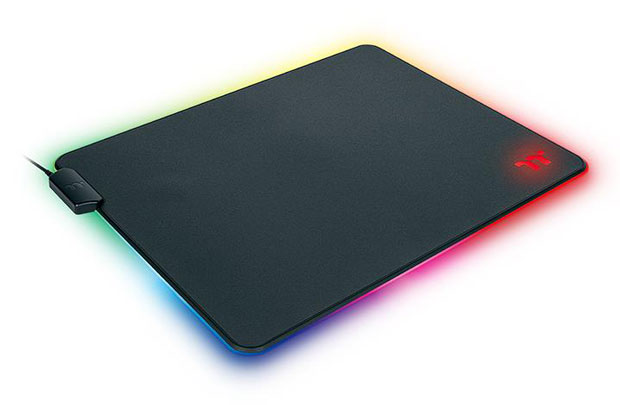 Level 20 RGB Mouse PAD (Hard Edition) Mouse Pad
