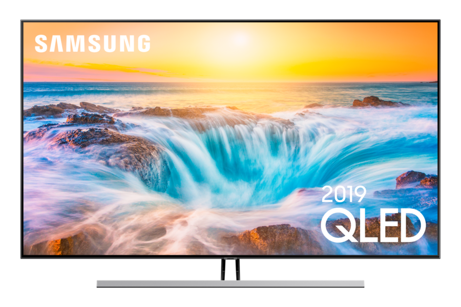 Samsung 55Q85R review: the best 4K QLED TV?