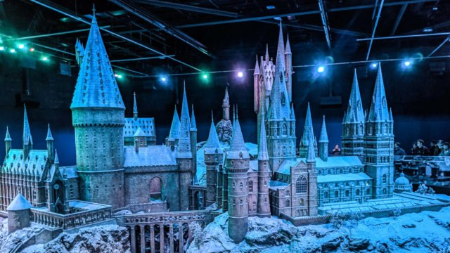 Harry Potter: we take you to the London studios! 5