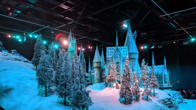 Harry Potter: we take you to the London studios! 6