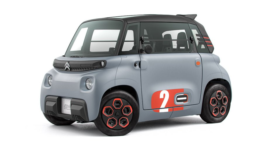 The Citroën Ami is now available to order, only online