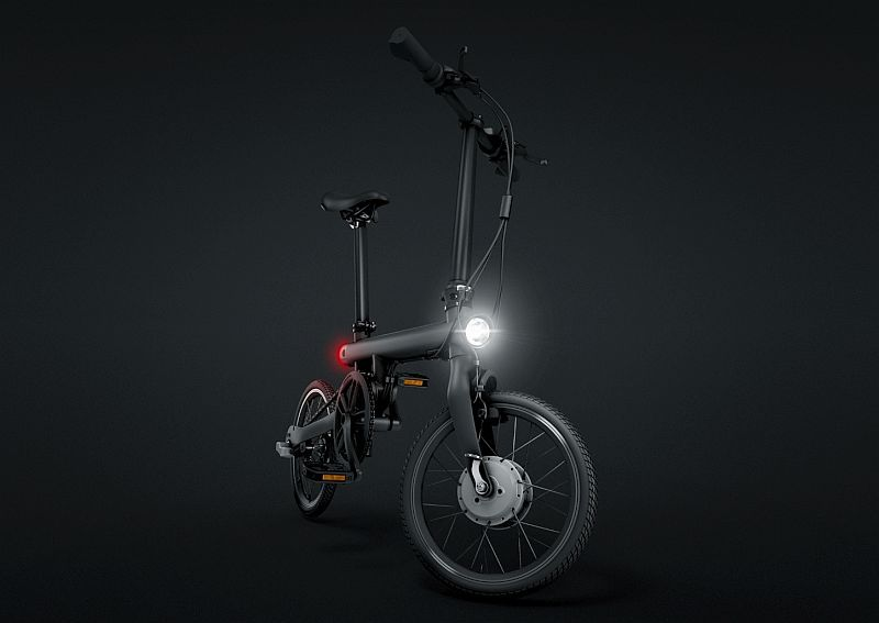 Xiaomi launches a folding electric bike for less than 1000 euros in France