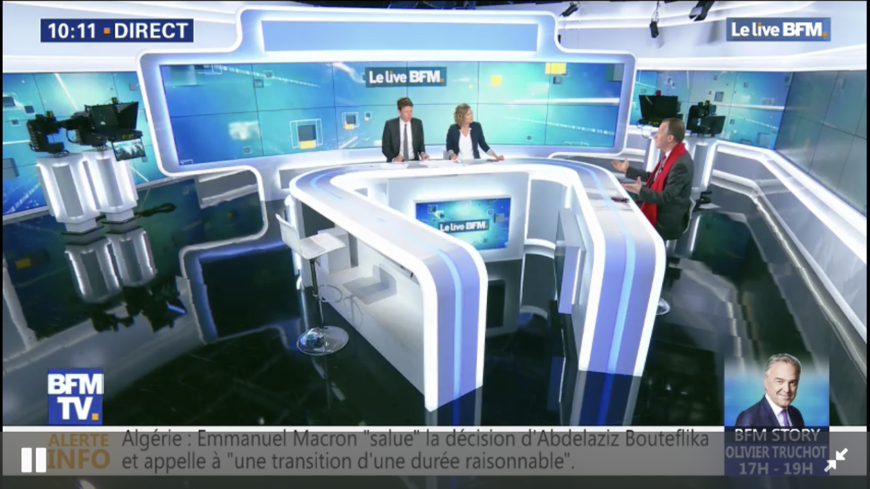 Freebox: what solutions to continue watching BFMTV and RMC Découverte? 2