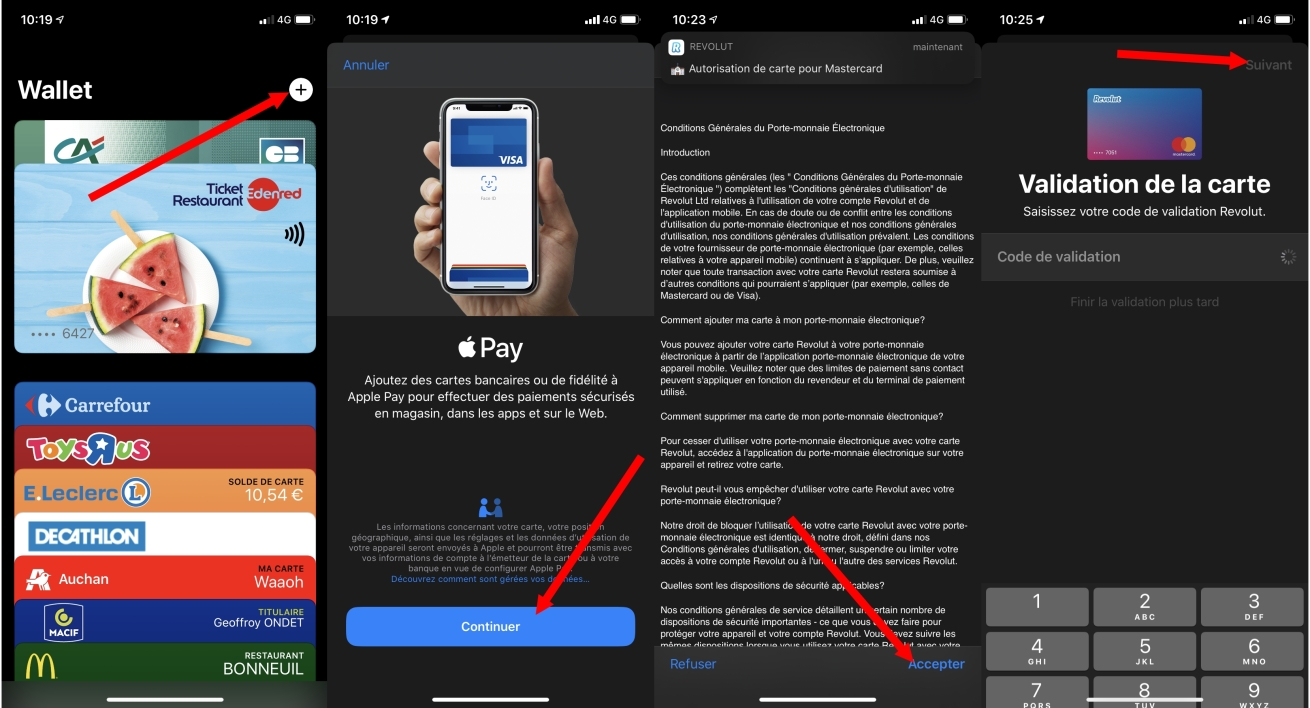 How to configure contactless payment on iPhone and Android? 5