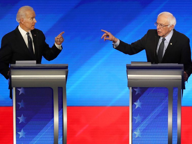How to watch the Democratic debate in Washington, DC if you don't have cable