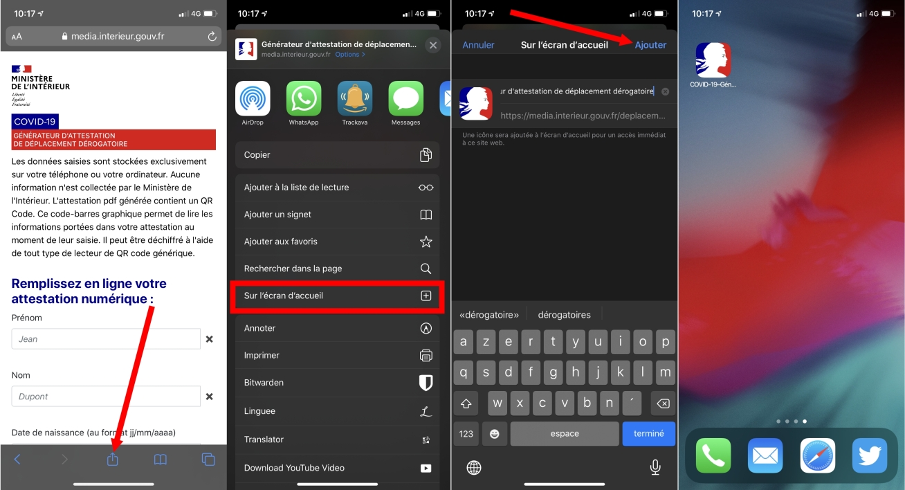 Travel certificate: how to quickly access it on iPhone and Android 1