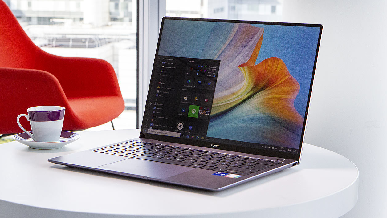 Review of the Huawei MateBook X Pro 2021, an excellent PC, well inspired by the MacBook Pro 11