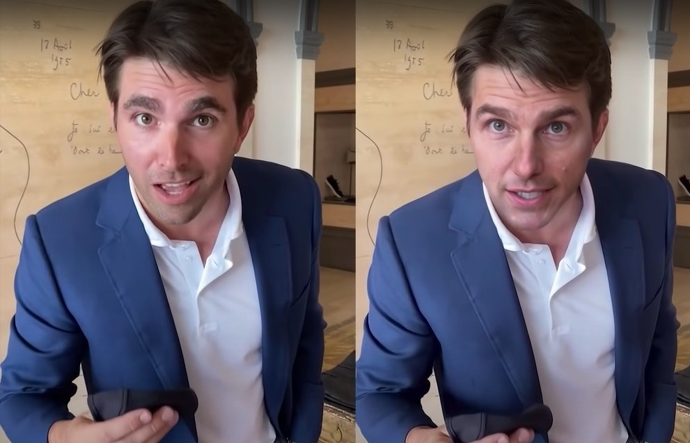 Deepfakes are here to stay, says montage artist with Tom Cruise
