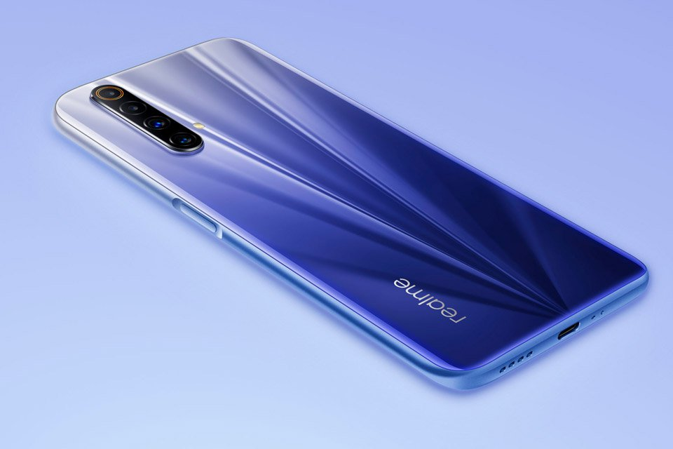 Realme X50m is the 5G intermediary of four cameras and 120 Hz screen
