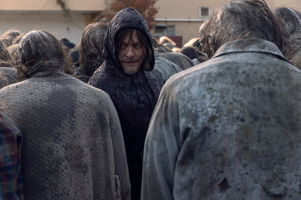 Series in the Week: Return of The Walking Dead and The End of The 100