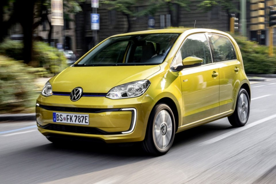 Volkswagen works on cheap electric car to replace the Up